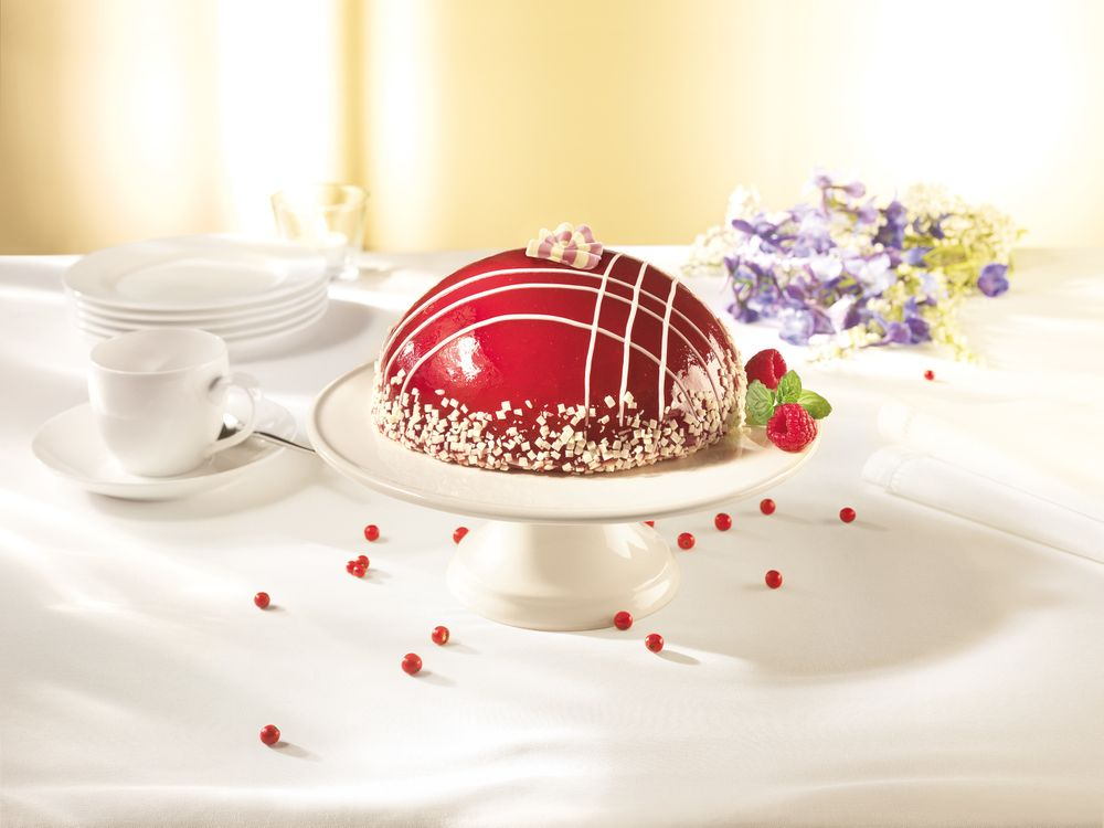 Фото бесплатно tort, malina, glazur, prisypka, еда
