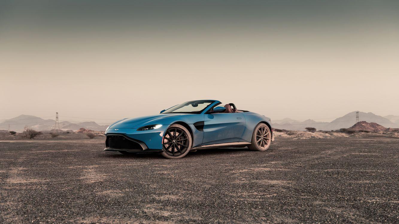 Photo Aston Martin Vantage Aston Martin 2021 cars - free pictures on Fonwall