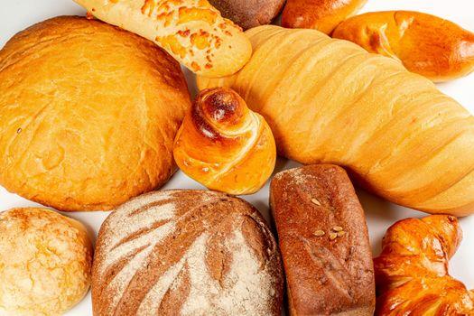 Photo free food, buns, bread
