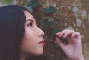Фото бесплатно Бровь, портрет, уход за кожей