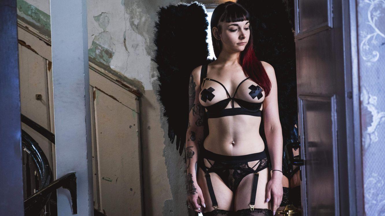 Фото гот немецкий женское белье - бесплатные картинки на Fonwall