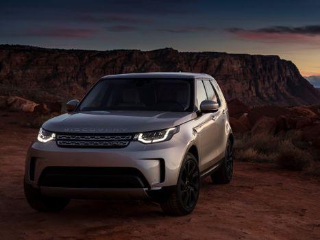 Photo free Land Rover, 2017 cars, cars