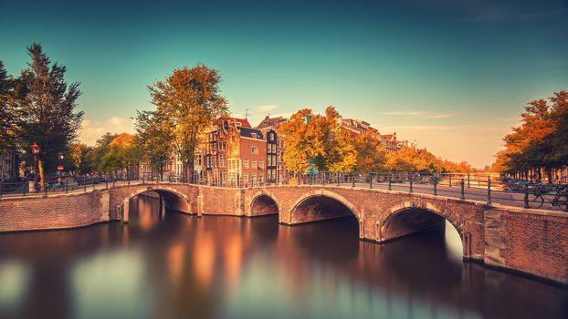 Фото бесплатно Голландия, утром, Нидерланды