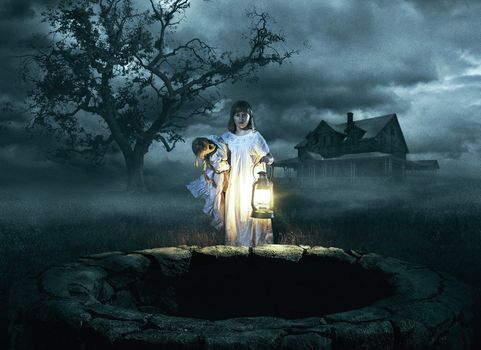 Photo free movies, Annabelle Creation, Horror Movies