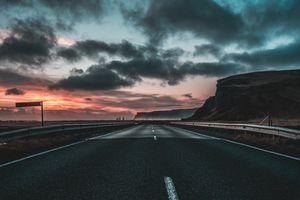 Вечерняя дорога