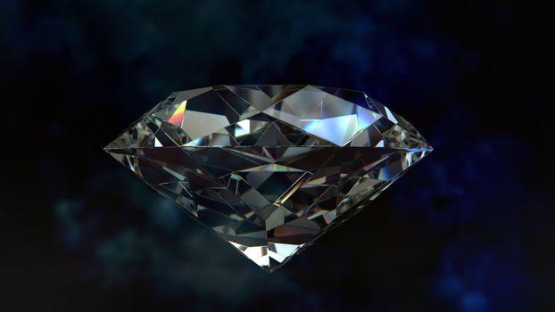Заставки алмаз, грани, форма