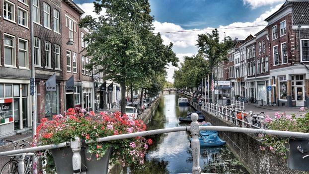 Photo free houses, street, travel