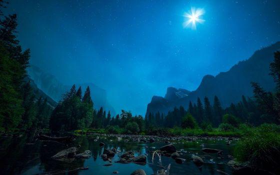 Фото бесплатно аврора, природа, пейзаж