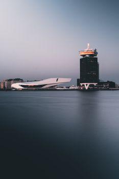 Photo free Amsterdam, Netherlands, building