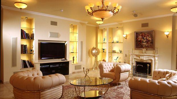Фото бесплатно гостиная, стулья, интерьер
