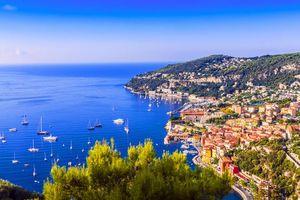 Фото бесплатно Ницца, море, город