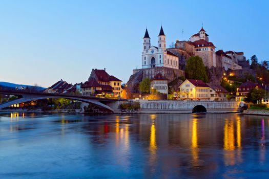 Фото бесплатно Aarburg, Switzerland, Арбург, Швейцария