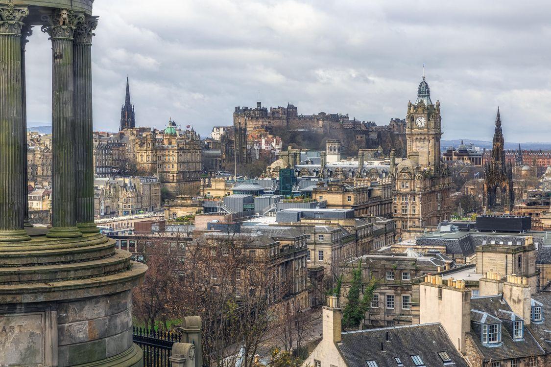 Фото бесплатно Эдинбург, Шотландия, Соединенное Королевство - на рабочий стол