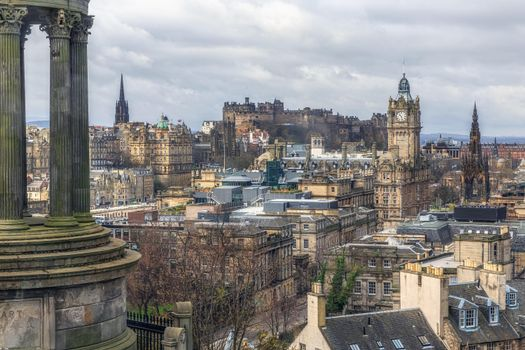 Заставки Эдинбург, Шотландия, Соединенное Королевство