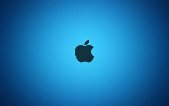 Фото бесплатно яблоко, размытый, градиент