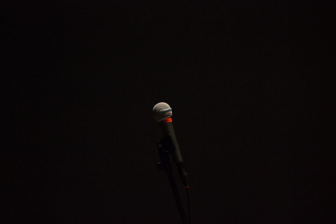 Микрофон · бесплатное фото