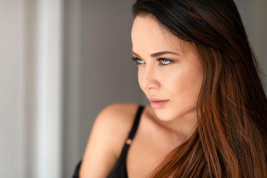 Photo free females, Angelina Petrova, face