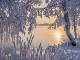 Фото бесплатно Lake Saimaa, Savonlinna, Finland