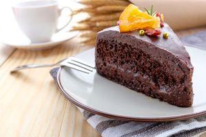 Фото бесплатно шоколад, крем, украшение
