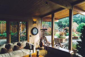 Фото бесплатно архитектура, древесина, вилла