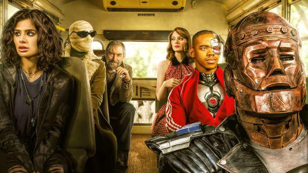 Фото бесплатно Doom Patrol, Tv Shows
