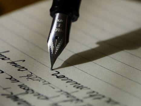 Photo free writing, miscellaneous, handwriting