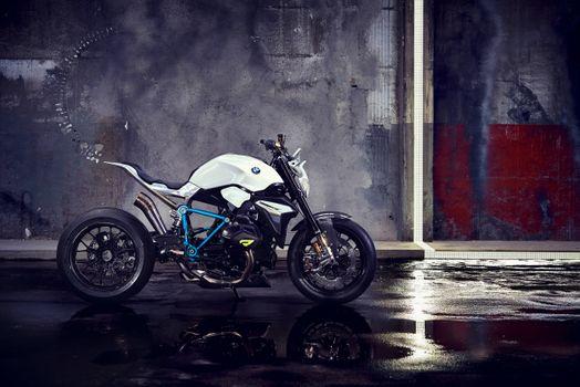 Фото бесплатно BMW, мотоциклы, Behance