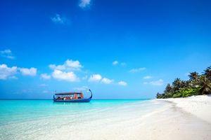 Бесплатные фото тропики,Мальдивы,море,пляж,остров,лодка
