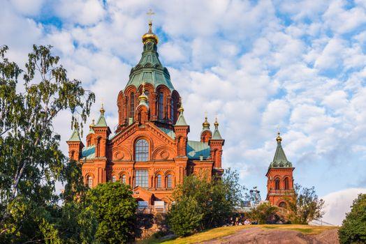 Фото бесплатно города, helsinki, собор