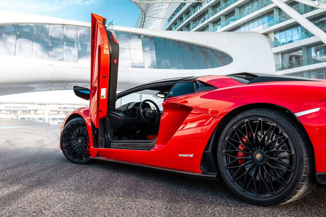 Фото Lamborghini Aventador S Ламборгини Авентадор машины - бесплатные картинки на Fonwall