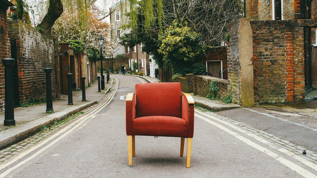 Фото дорога улица тротуар - бесплатные картинки на Fonwall