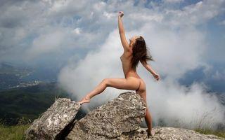 Бесплатные фото Милена d,вершина мира,гора,деа иштар,задница,загорелая,брюнетка