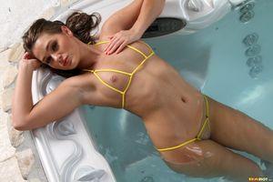 Заставки Abby Cross, модель, красотка, голая, голая девушка, обнаженная девушка, позы