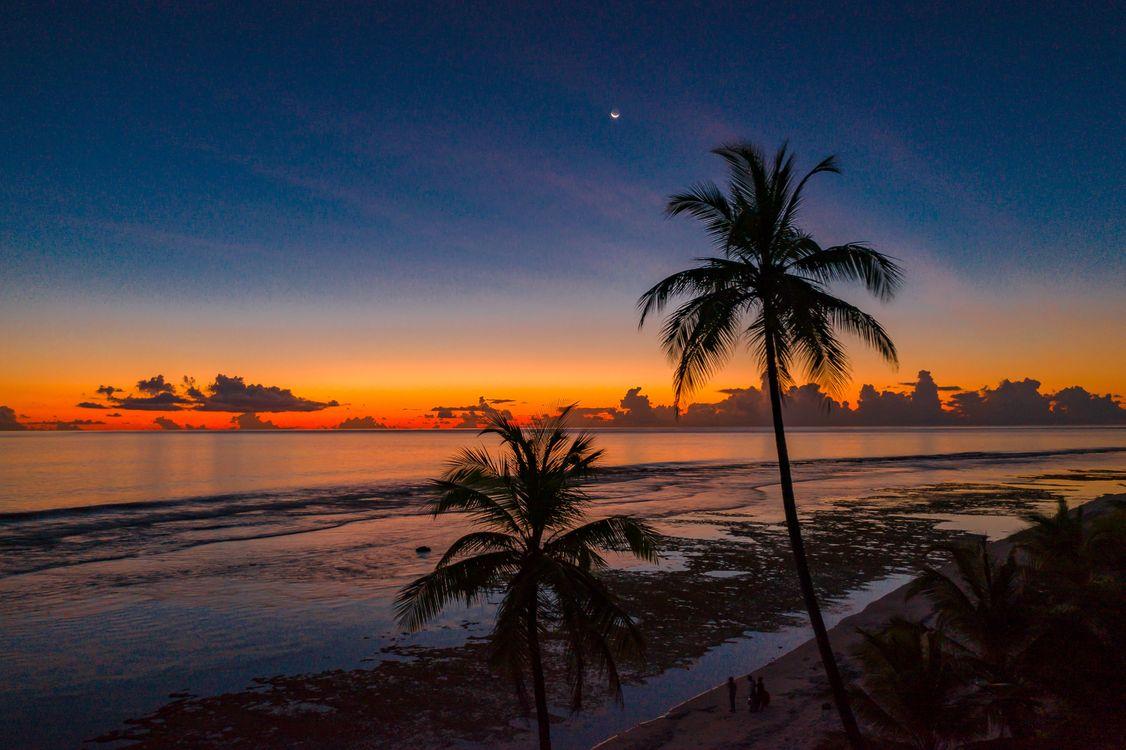 Фото бесплатно облака, океан, тропические - на рабочий стол