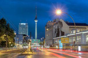 Фото бесплатно дорога, город, Берлин