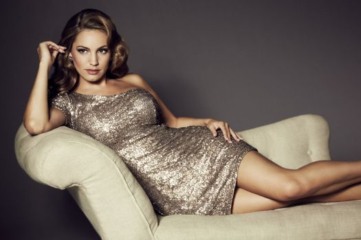 Photo free Kelly Brook, dress, beautiful figure