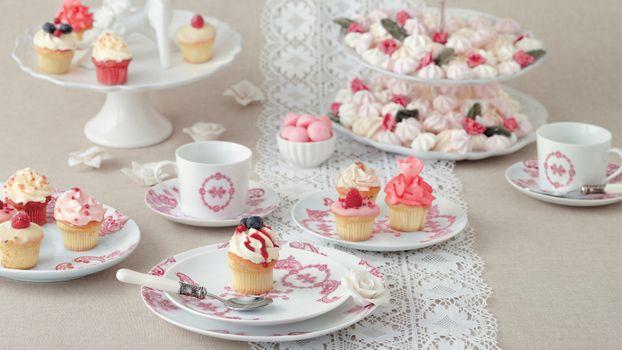 Photo free sladkoe, cupcakes, pastry