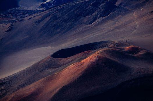 Фото бесплатно воронка, песок, отверстие