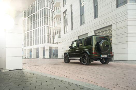 Заставки Mercedes Benz, Cars, Behance
