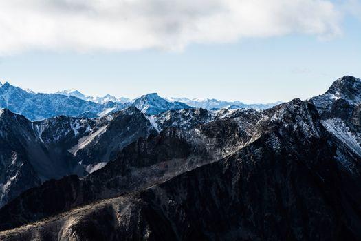 Photo free canada, askom mountain, sky