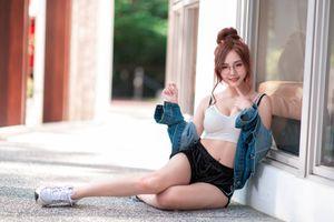 Фото бесплатно молодая женщина, рыжая девочка, улыбка