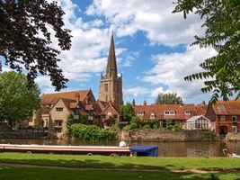Photo free cities, England, rivers
