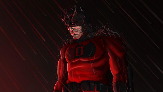 Фото бесплатно Behance, Daredevil, картинки