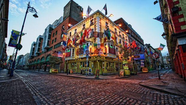 Фото бесплатно Ирландия, дублин, городской