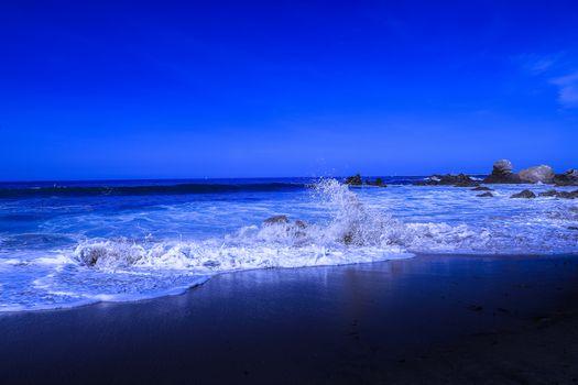 Фото бесплатно море, берег, волны