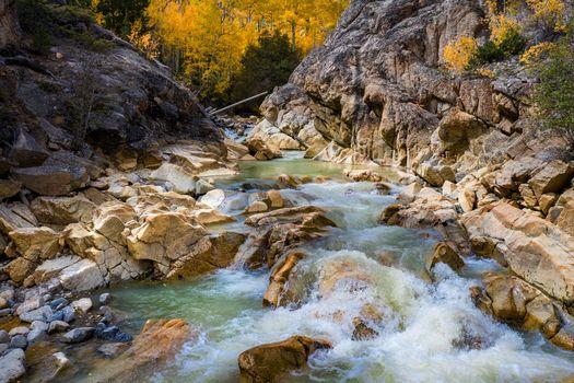 Фото бесплатно США, речные камни, утес США