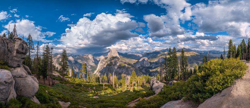 Photo free nature, Yosemite, California