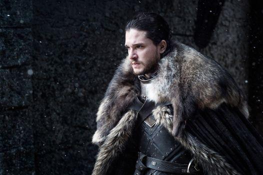 Фото бесплатно Jon Snow, Game Of Thrones, Tv Shows