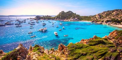 Бесплатные фото море, острова, яхты