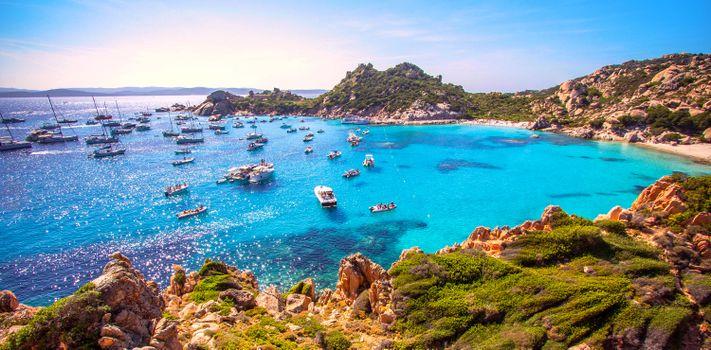 Бесплатно море, острова скачать фотографию
